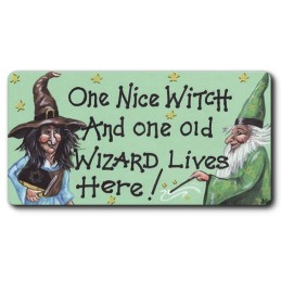 Magneet One Nice Witch And...