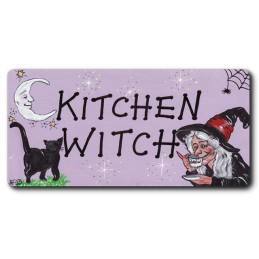 Magneet Kitchen Witch